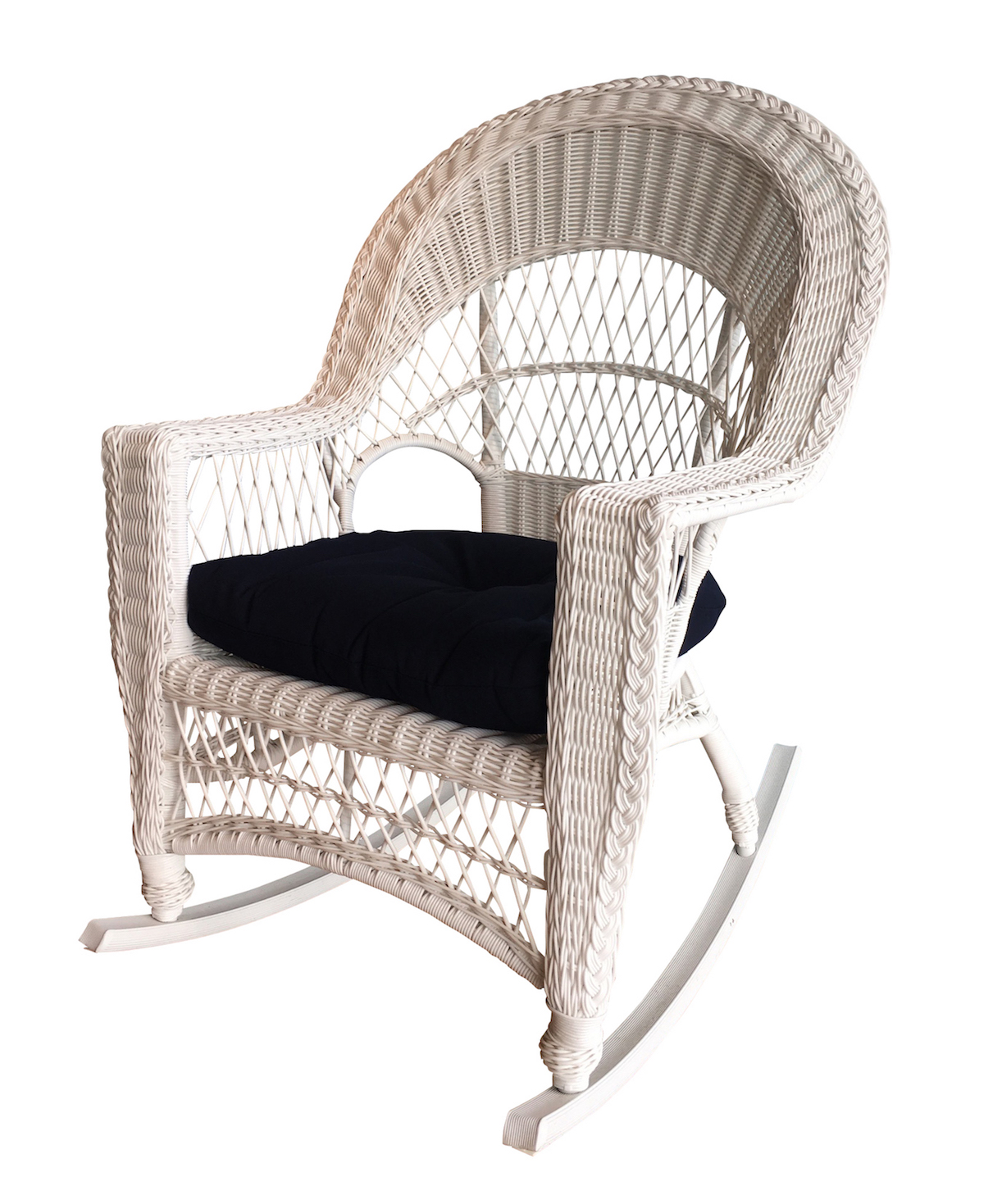 Prime Wicker Rocking Chairs Outdoors Budapestsightseeing Org Machost Co Dining Chair Design Ideas Machostcouk