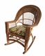 Outdoor Wicker Rocker - Cape Cod