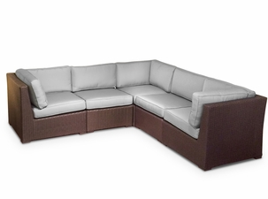 Outdoor Wicker Sectionals