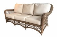 Outdoor Wicker Sofa - Savannah