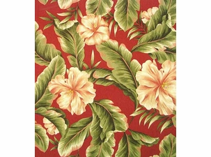 Palm Floral Gardens: Indoor/outdoor fabric