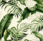 palmiers-verde: Indoor/Outdoor Fabric