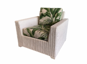 Palmiers Verde Shown on Furniture