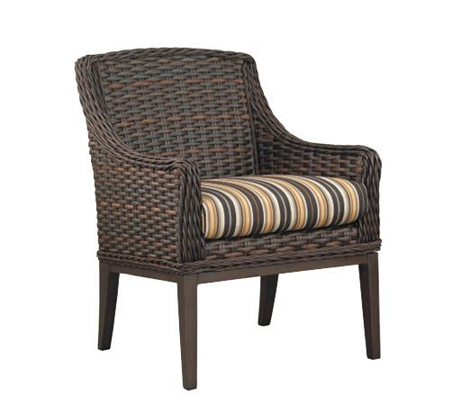 Patio Renaissance Catalina Dining Chair/Swivel Chair Replacement Cushion