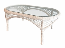 Patio Wicker Coffee Table - Seville Collection