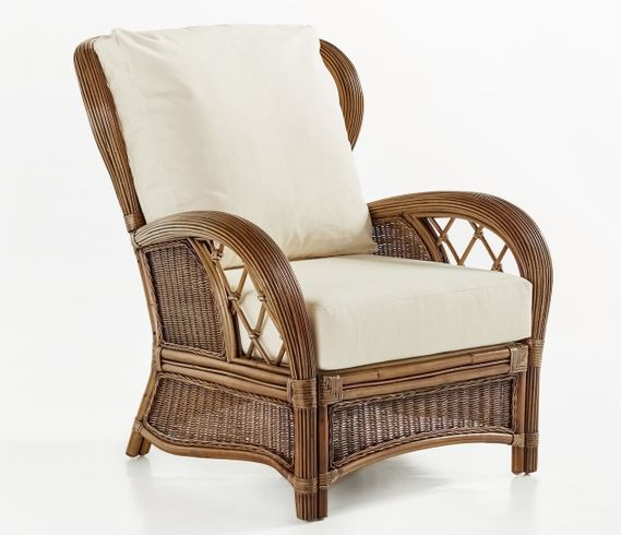Pensacola Wicker Chair