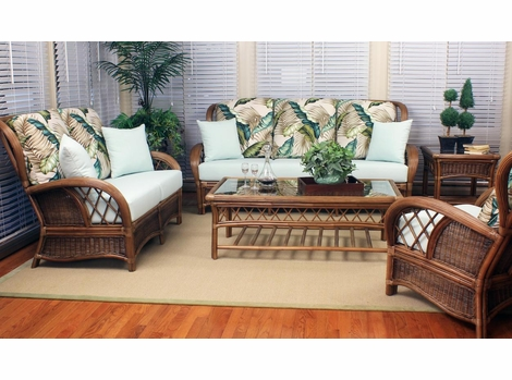 Pensacola Wicker Collection