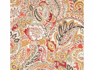 pezzola-rose-spice: Indoor/Outdoor Fabric