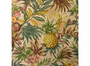 Pineapple Party: Indoor/Outdoor Fabric