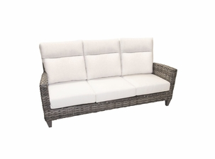 Portofino Outdoor Wicker Sofa
