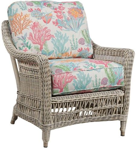 Provence Outdoor Wicker Chair