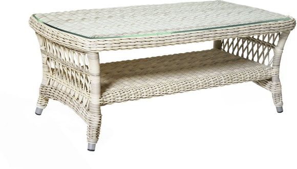 Provence Outdoor Wicker Coffee Table