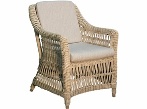 Provence Outdoor Wicker Dining Chair