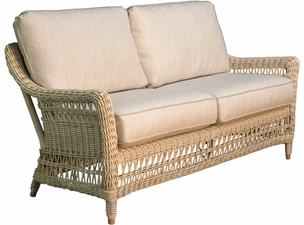 Provence Outdoor Wicker Loveseat