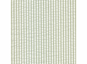 Pucker Up Stripe Sage: Indoor Fabric