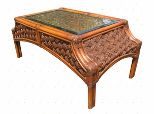 Rattan Coffee Table - Melbourne