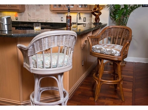 Rattan Counter Stool Brighton