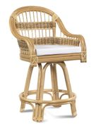 Rattan Counter Stool: Tropical Breeze only 1 left