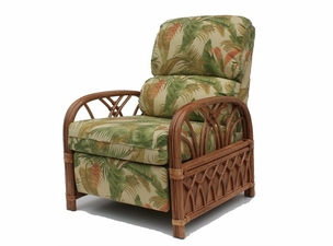 Rattan Recliner | Naples Design