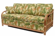 Rattan Sleeper Sofa | Naples Collection