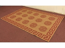 Red Key Indoor/Outdoor Rug