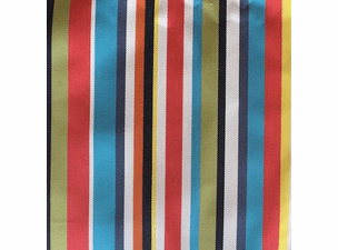 reef-stripe-multi: indoor/outdoor fabric