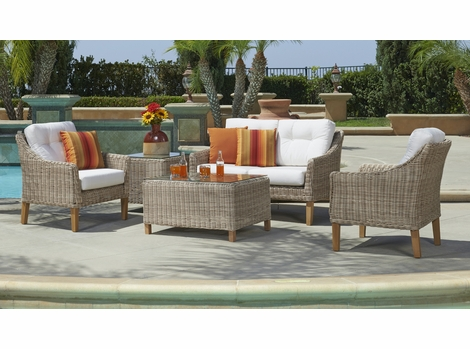 San Jose Outdoor Wicker Collection