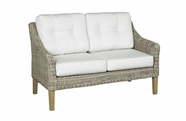 San Jose Outdoor Wicker Loveseat