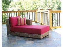 Santa Barbara  Outdoor Wicker Chaise