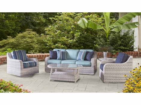 Santa Clara Outdoor Wicker Collection