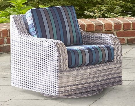 Enjoyable Swivel Glider Patio Furniture Cjindustries Chair Design For Home Cjindustriesco