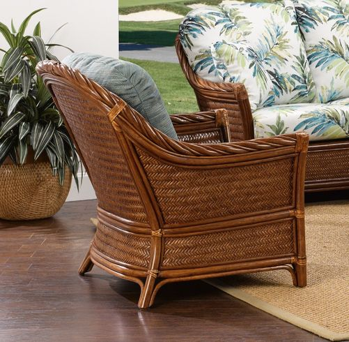 Santorini Rattan Chair