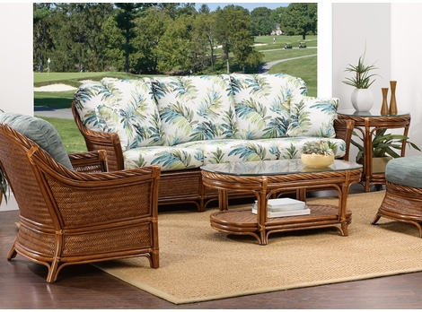 Santorini Rattan Furniture Collection