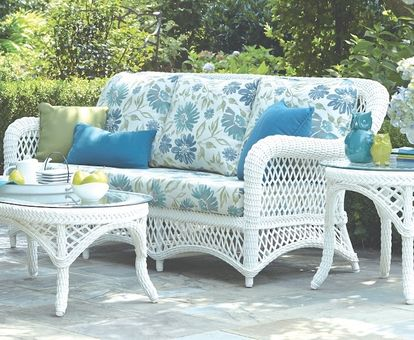 Savannah Outdoor Wicker Collection