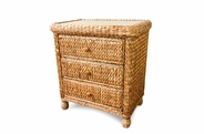 Seagrass Chest - 3 Drawer Miramar