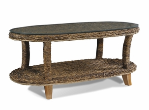 Seagrass Coffee Table - St. Kitts