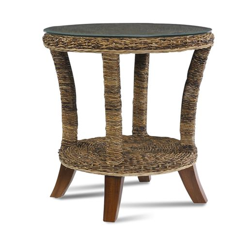 Seagrass End Table - St. Kitts