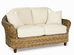 Seagrass Loveseat - Tangiers