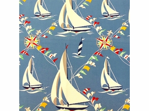 Set Sail Atlantic: Indoor/Outdoor Fabric