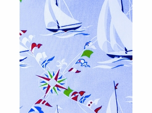 Set Sail: Indoor/outdoor fabric