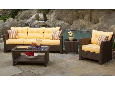 Sonoma Outdoor Wicker Collection