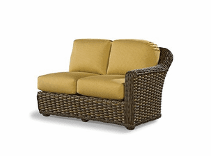 South Hampton Right facing one arm loveseat cushion