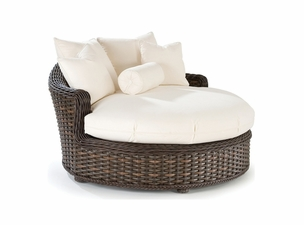 South Hampton Round Chaise Cushions