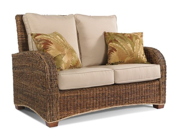 St Kitts Loveseat Cushions