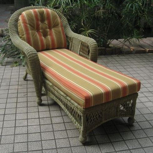 St. Lucia Chaise Replacement Cushion