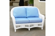 North Cape St. Lucia/Montego Loveseat Replacement Cushions