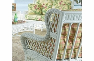 Statesboro Wicker Wing Chair