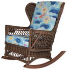 Summersville Wicker Rocker
