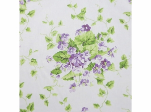 Sweet Violet: Indoor Fabric