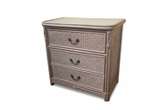 The Manor Rattan 3 Drawer Dresser